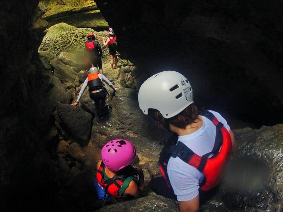 badian-caving